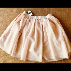 Gap kids tulle skirt